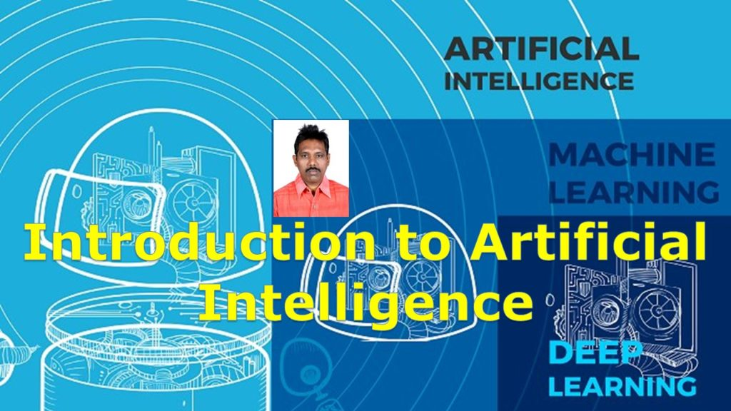 Artificial Intelligence & Machine Learning.